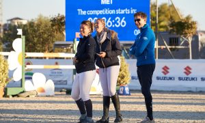 Oliva, Spain - 2016 November 10:  during CSI Mediterranean Equestrian Autumn Tour Gold - 130. (photo: 1clicphoto.com I Mariann Marko)